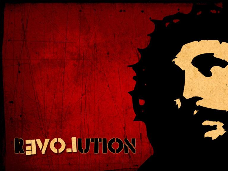 Jesus die revolusionêr