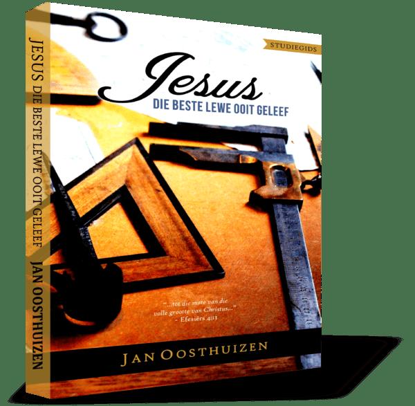 Jesus, Die Beste Lewe Ooit Geleef Book Cover