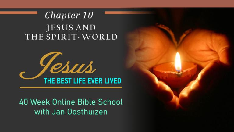 Jesus And The Spirit-World