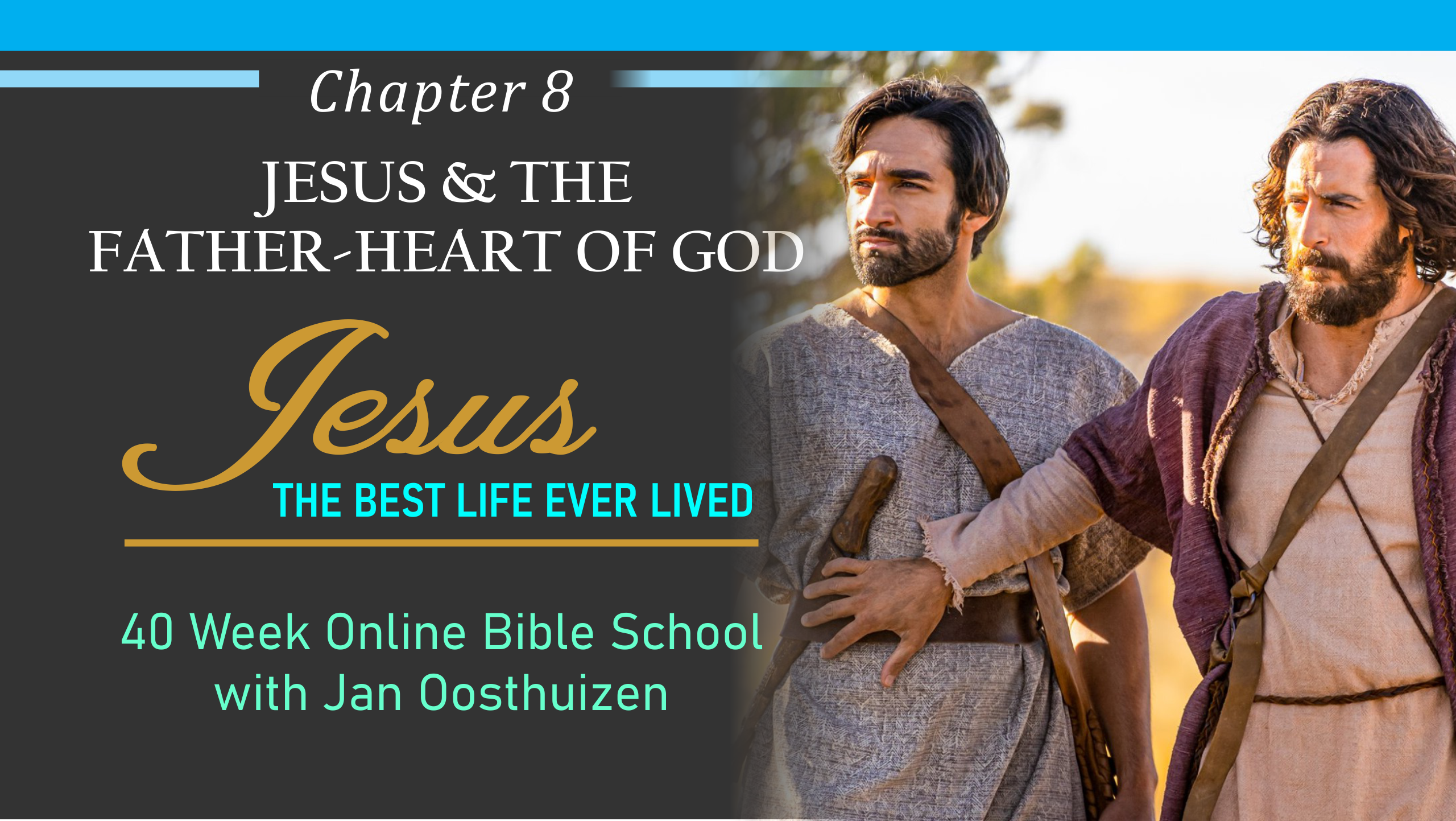 Jesus And The Father-Heart of God