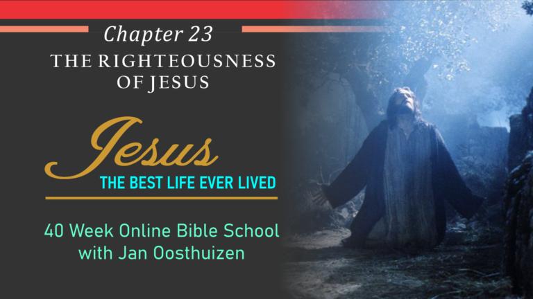 Jesus' Purpose